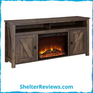 Best Freestanding Fireplace