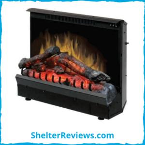 Dimplex Fireplace Insert Log Heater